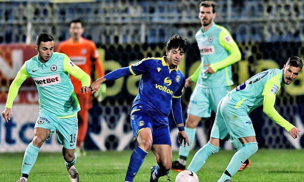 Αστέρας Τρίπολης-Ατρόμητος 2-0: Έτσι έφτασαν στην εύκολη νίκη οι Αρκάδες (video)