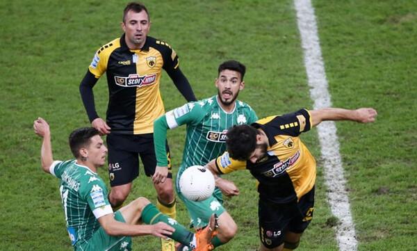 ΑΕΚ: Αυτά τα παιχνίδια χάνουν Ινσούα-Κρίστιτσιτς