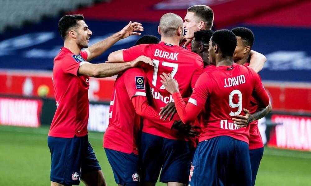 Ligue1: Στην κορυφή η Λιλ, φουλ του «διπλού»! (video)