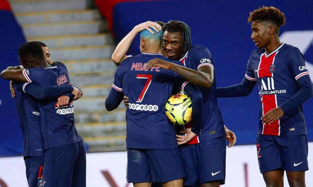 Ligue1: Σοκ για τη Λιόν, κυνηγάει τη Λιλ η Παρί Σ.Ζ.! (videos+photos)