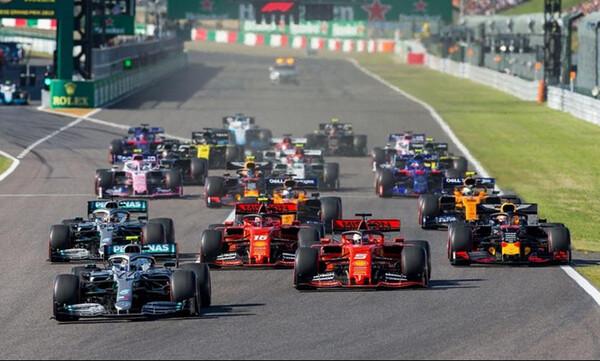 Formula 1: Το καλεντάρι του 2021