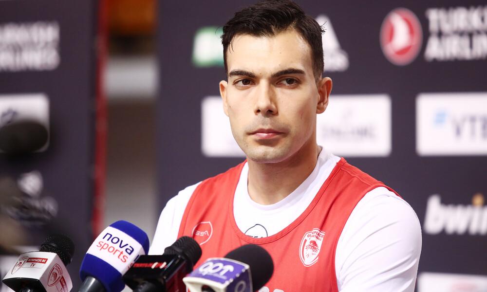 Ολυμπιακός: Για αλλαγή προσέγγισης έκανε λόγο ο Σλούκας!