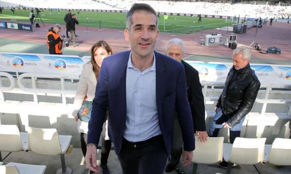 Η θέση του Δήμου Αθηναίων μετά τη συνάντηση με τον Δημήτρη Γιαννακόπουλο