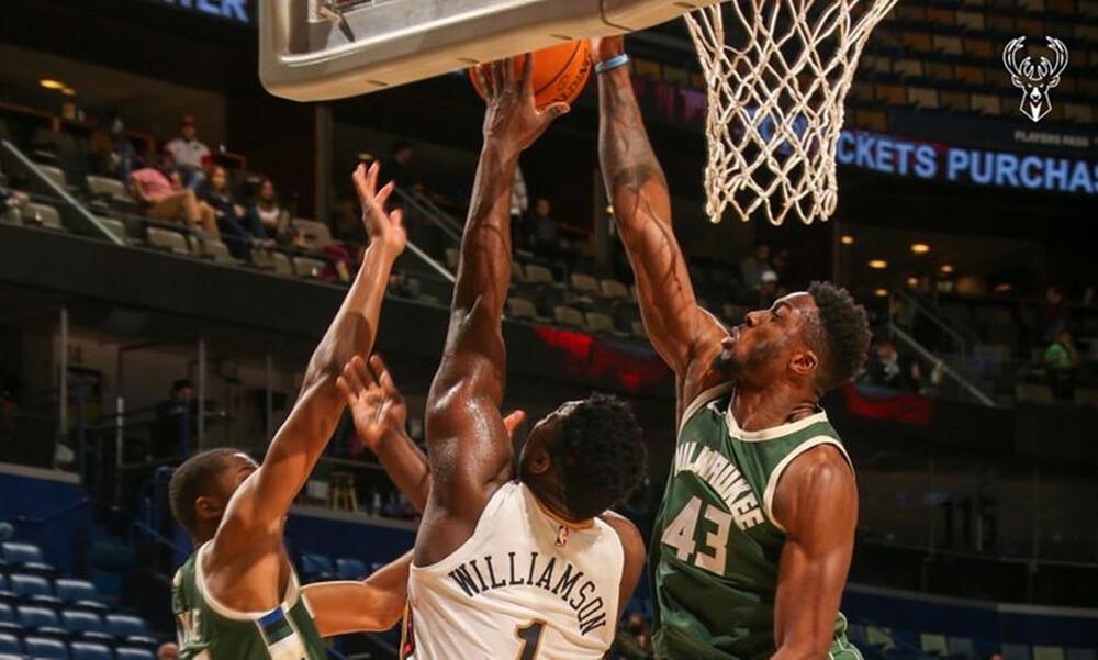 NBA: Η εμφάνιση του Θανάση Αντετοκούνμπο (video)