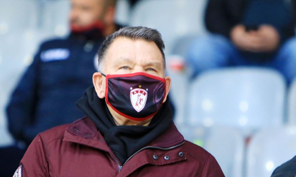 Διπλό χτύπημα Κούγια για το ματς στο Αγρίνιο: «Τι βιασμός του ποδοσφαίρου είναι αυτός;»