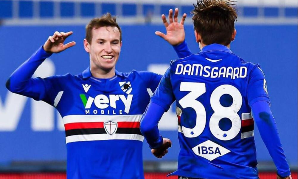 Serie A: Εύκολα την ουραγό η Σαμπντόρια!