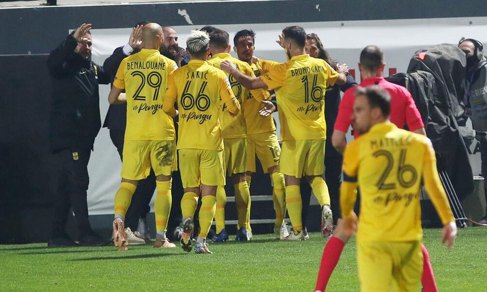 ΟΦΗ-Άρης 0-3: Ασταμάτητοι οι Θεσσαλονικείς, ανέβηκαν στο ρετιρέ! (video+photos)