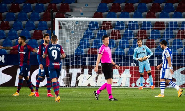 La Liga: Σπουδαίες νίκες για Λεβάντε και Βιγιαρεάλ! (Videos)