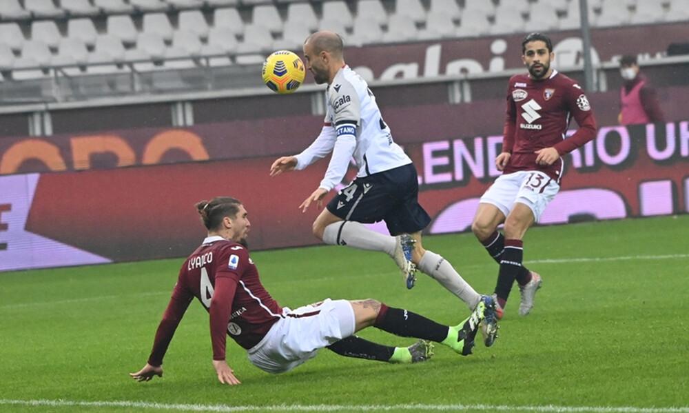 Serie A: Ούτε τώρα η Τορίνο!