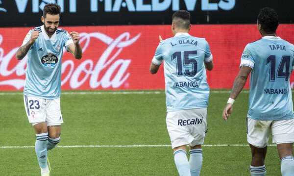 La Liga: Θέλτα με… σπασμένα φρένα!