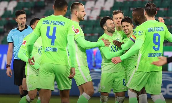 Bundesliga: Στην τετράδα οι «Λύκοι»! (video+photos)