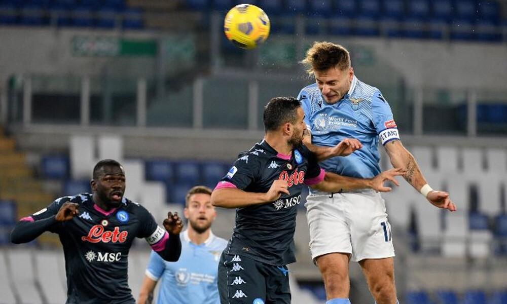 Serie A: Βρήκε την ευκαιρία η Λάτσιο και νίκησε εύκολα τη Νάπολι!