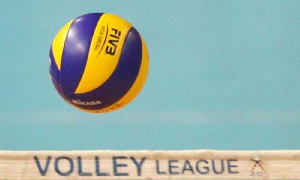 ΕΣΑΠ: Ζητάει επιστροφή της Volley League πριν τις 10 Ιανουαρίου