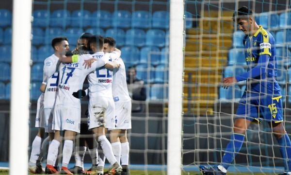 ΠΑΣ Γιάννινα-Αστέρας Τρίπολης 2-2: Όρθιος με Κριζμάν και 10 παίκτες ο ΠΑΣ (videos+photos)