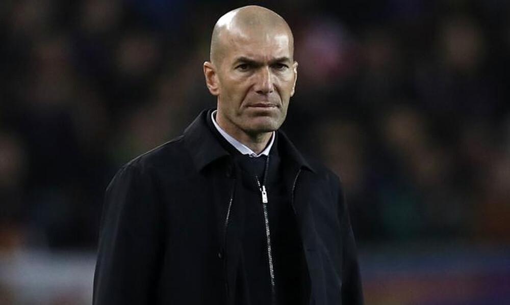 Ρεάλ Μαδρίτης: Κορυφαίος προπονητής ο Ζιντάν