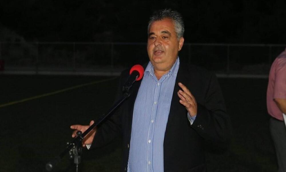 Διακοφώτης: Αυτά είπε για την επανέναρξη στη Γ' Εθνική