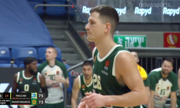 Νέντοβιτς: «Βλέπω βελτίωση, βλέπω δυνατότητες θα γίνουμε καλύτεροι»
