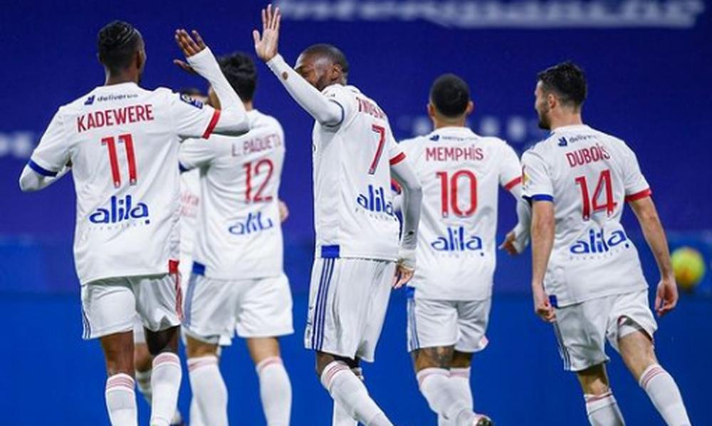 Ligue 1: Χριστούγεννα στο ρετιρέ για Λιόν και Λιλ, ακολουθεί η Παρί! (video+photos)