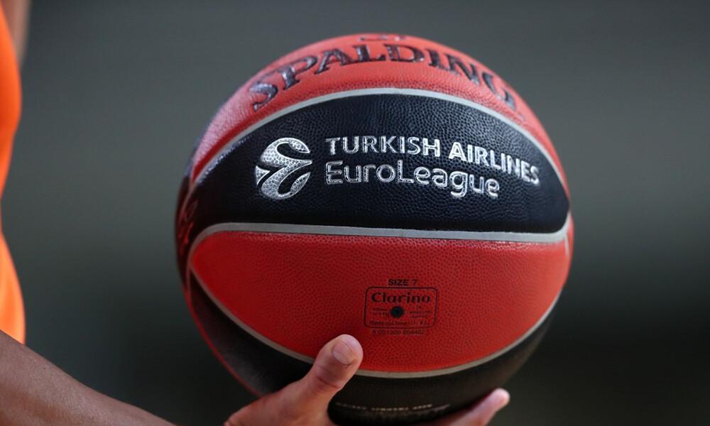 Euroleague: Η βαθμολογία μετά την ήττα του Ολυμπιακού