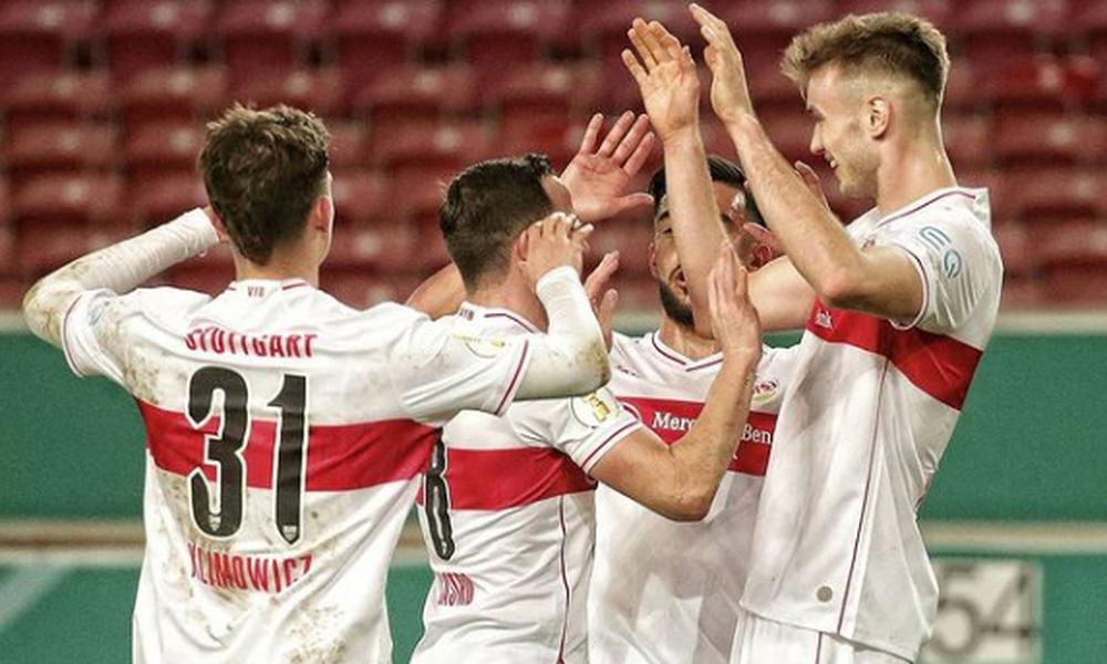 Κύπελλο Γερμανίας: Προκρίσεις για Στουτγκάρδη, Βόλφσμπουργκ (video+photos)
