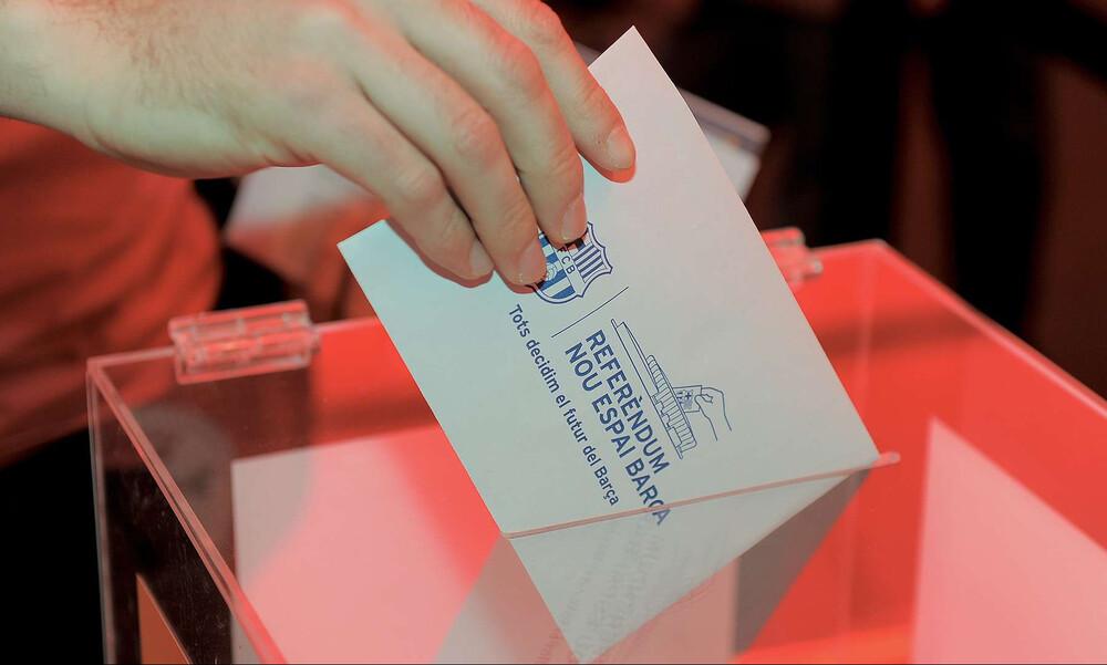 Μπαρτσελόνα: Το μεγάλο φαβορί για τις προεδρικές εκλογές (photos)