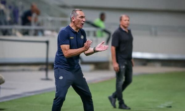 Μακάμπι Τελ Αβίβ: Ο Δώνης αποχαιρέτησε τους παίκτες  και αυτοί τον χειροκρότησαν!