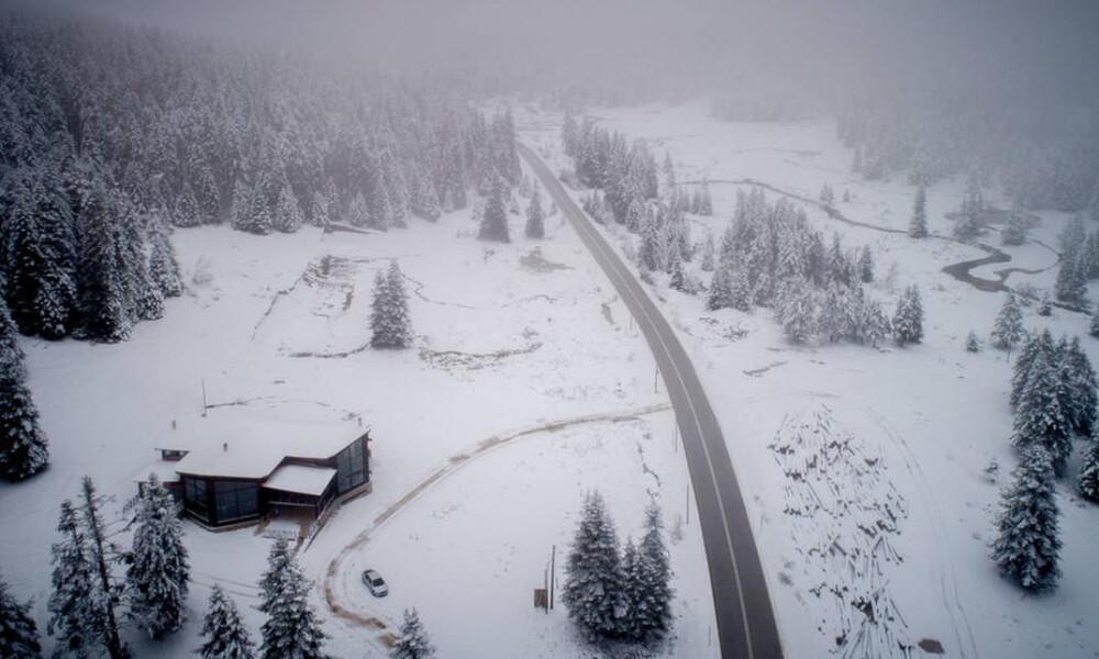 Καιρός - ΕΜΥ: Ραγδαία επιδείνωση και τριήμερη κακοκαιρία! Πού θα χιονίσει...