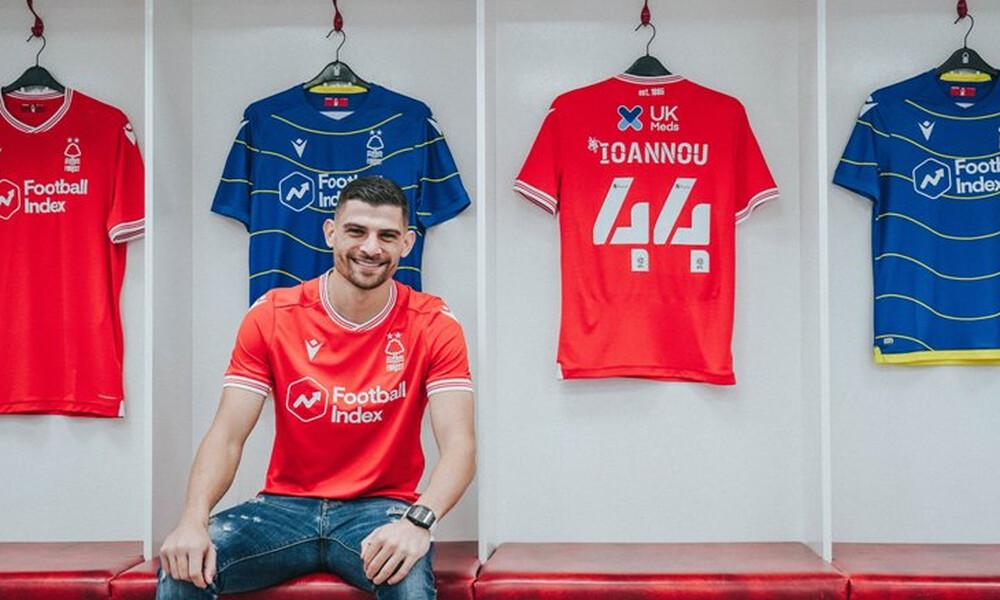 Άρης: Θέλει κι άλλο ποδοσφαιριστή απ' τη Νότιγχαμ! (Photos)