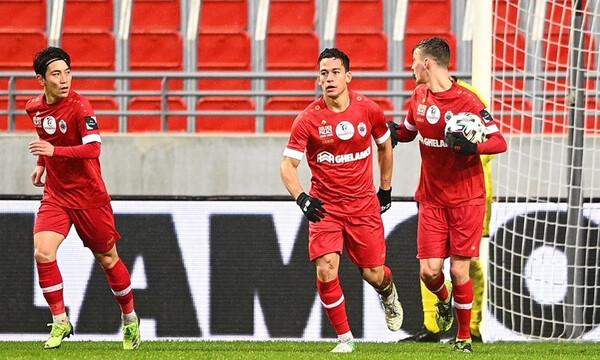 Jupiler League: Ανατροπή για την ομάδα του Λαμκέλ Ζε! (video)