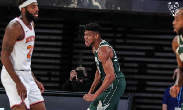 NBA: Δεν έφτανε ο Γιάννης για τους Μπακς (video+photos)