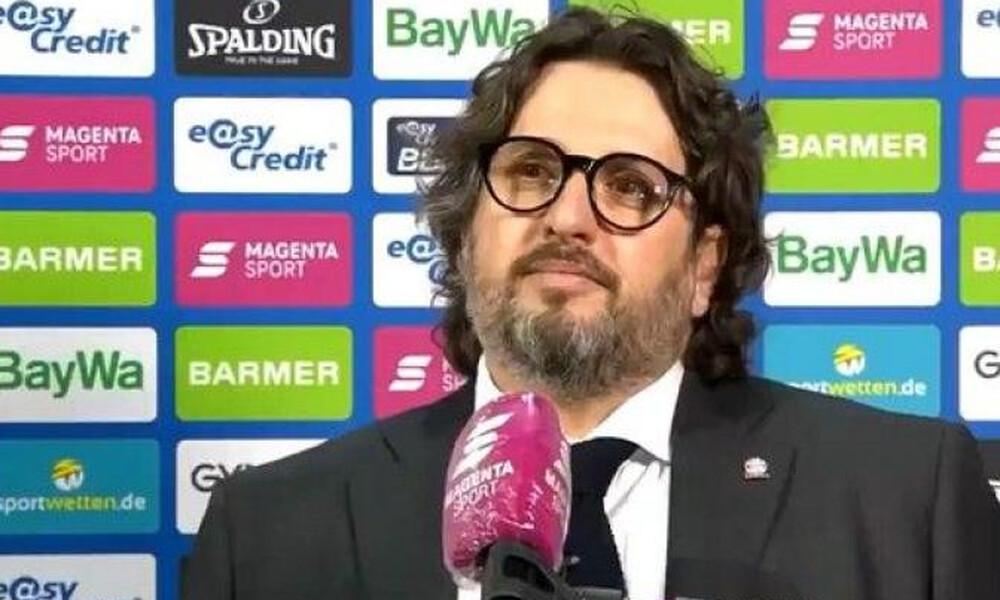 Τρινκιέρι για Ρουντάν: «Αν δεν τον έστελνα στα αποδυτήρια, δεν θα ήμουν καλός προπονητής» (video)