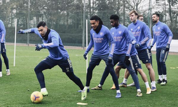 Premier League: Θετικός στον κορονοϊό παίκτης της Άρσεναλ! (photos)