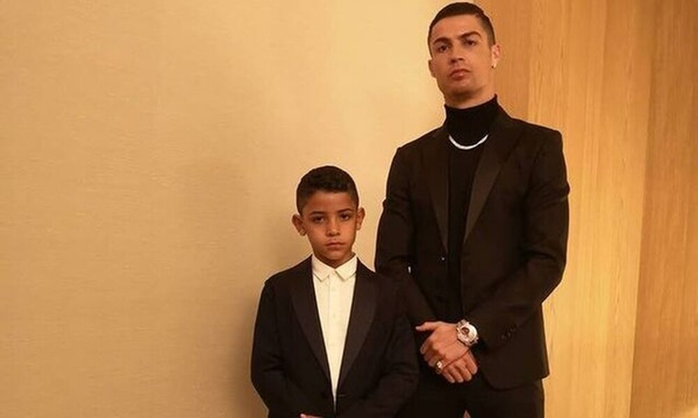 Κριστιάνο Ρονάλντο: Οι κακές συνήθειες του γιου του που τον κάνουν έξω φρενών
