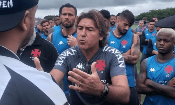 Βραζιλία: Τέλος ο Σα Πίντο από τη Βάσκο ντα Γκάμα