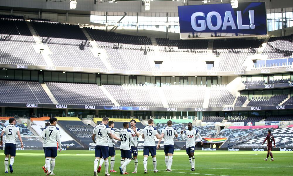Premier League: Περίπατο η Τότεναμ και τρίτη θέση! (video+photos)