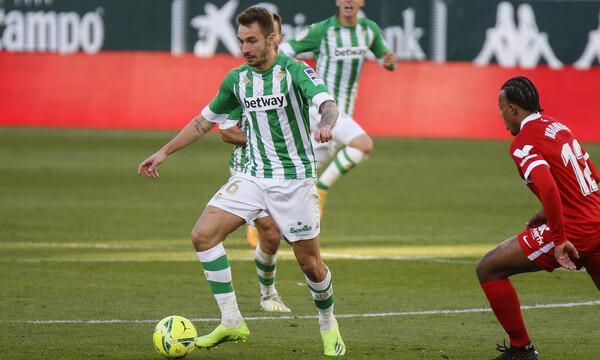 La Liga: Ισόπαλο το ντέρμπι της Ανδαλουσίας (video)