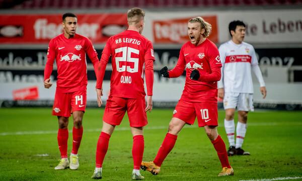 Bundesliga: Ποδαρικό στην κορυφή η Λειψία! (video+photos)