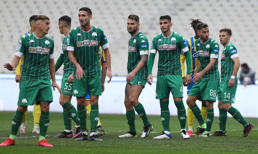 Παναθηναϊκός: Γίνεται το ματς με Αστέρα - Με σημαντικές απουσίες οι «πράσινοι»