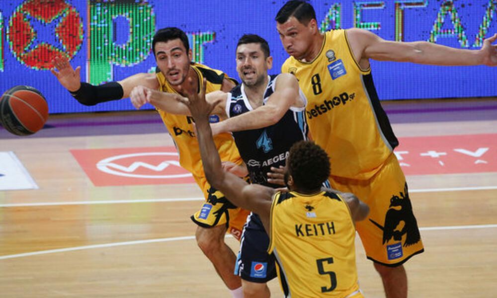 Κολοσσός Ρόδου: Ο Ξανθόπουλος τρίτος πασέρ στην ιστορία της Basket League