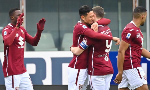Serie A: Θρίαμβοι για Νάπολι, Αταλάντα και Τορίνο! (Videos)