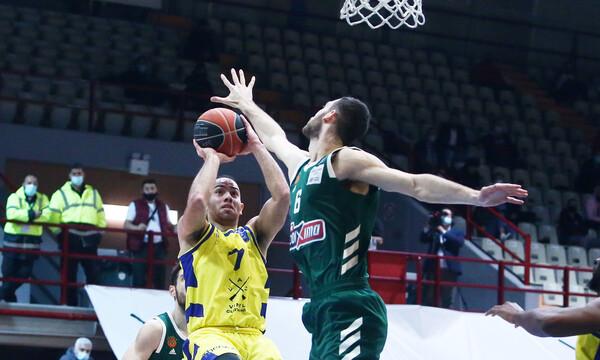 Basket League: Έσπασε και το αήττητο του Παναθηναϊκού το ασταμάτητο Λαύριο (videos+photos)