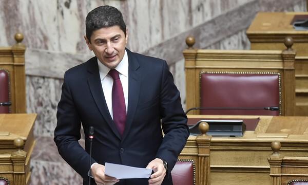 Ανασχηματισμός: Παρέμεινε υφυπουργός Αθλητισμού ο Αυγενάκης (photos)