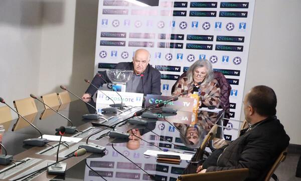 Κύπελλο Ελλάδας: Χωρίς ντέρμπι η κλήρωση - Όλα τα ζευγάρια