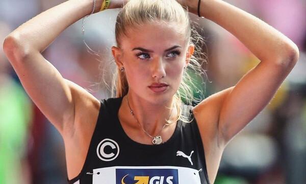 Αυτή είναι η πιο εντυπωσιακή αθλήτρια που θα δούμε στο Τόκιο (photos)