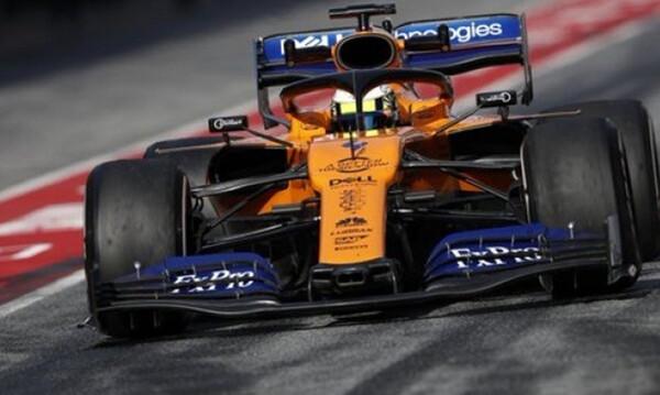 Formula 1: Θετικός στον κορονοϊό ο Λάντο Νόρις