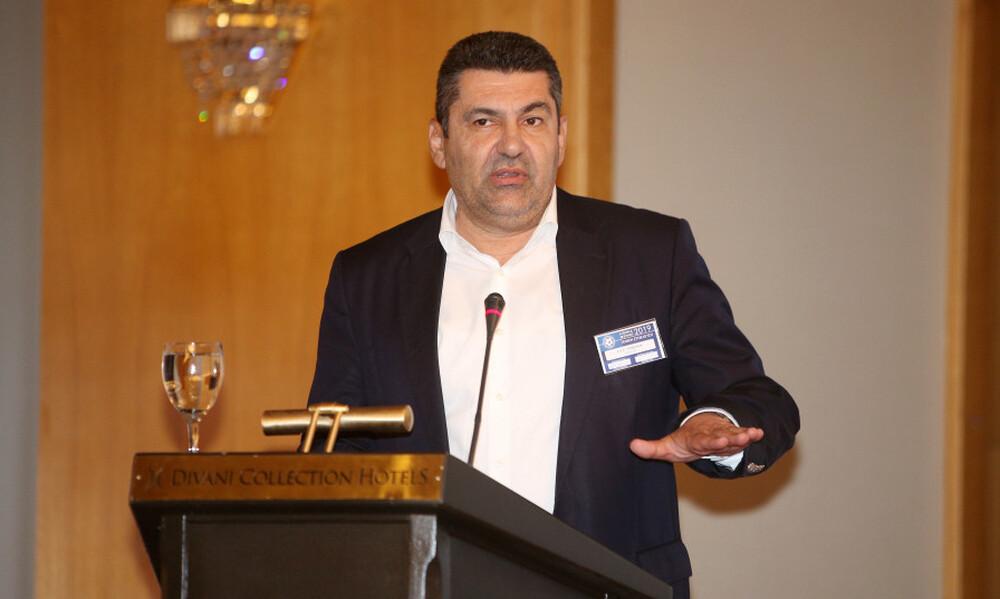 Κουπτσίδης: «Τραγικό που δεν παίζουν οι επαγγελματικές κατηγορίες»