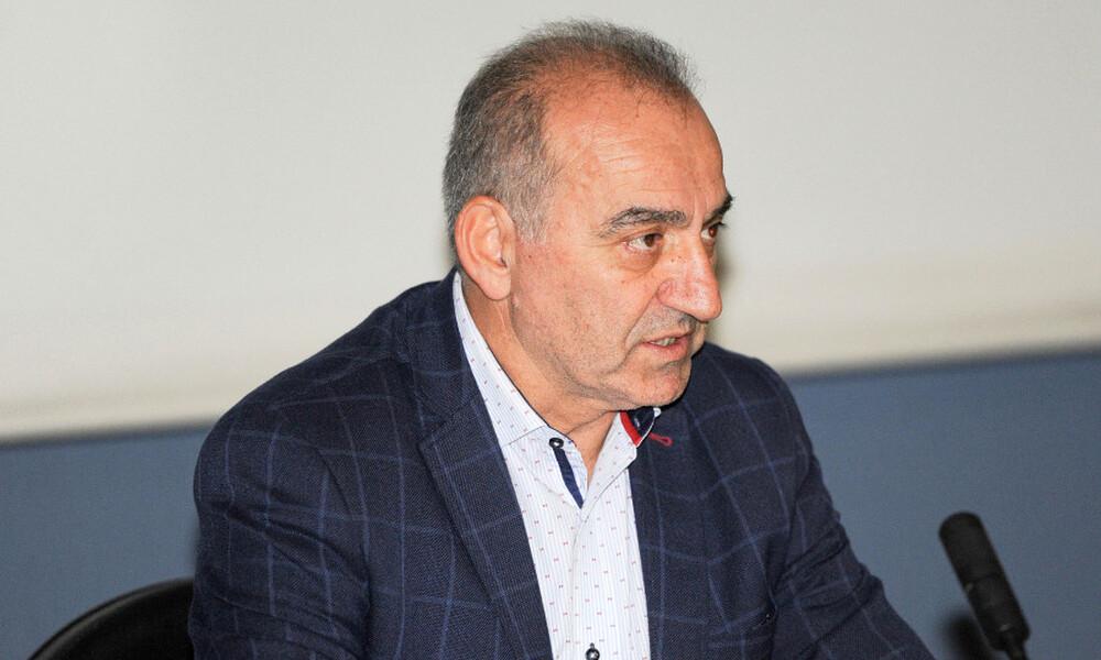 Ζαντόπουλος: «Στο γήπεδο των Λύκων ο Ηρακλής»