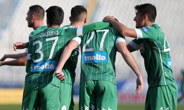 Απόλλων Σμύρνης-Παναθηναϊκός 0-1: Κέρασε τη νίκη ο Ιωαννίδης στη... χαρά του VAR! (videos+photos)