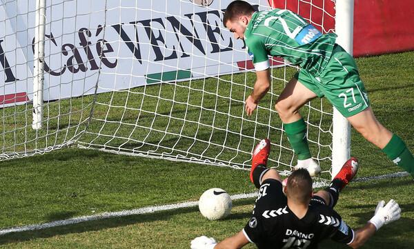 Απόλλων Σμύρνης-Παναθηναϊκός 0-1: Τα highlights της νίκης-θρίλερ του «τριφυλλιού» (video+photos)
