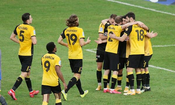 ΑΕΚ – Παναιτωλικός 1-0: Αφού νίκησε, πάλι καλά